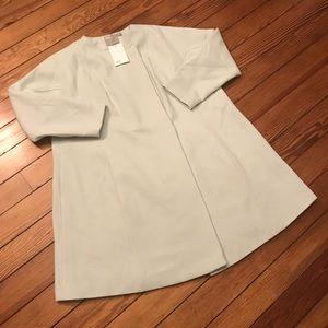 ASOS || Mint Green Swing Coat